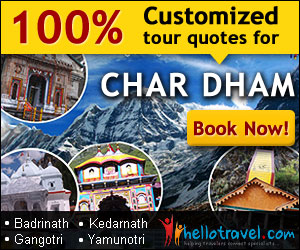 4 Char dham Tours