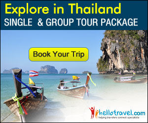 Thailand Tour booking